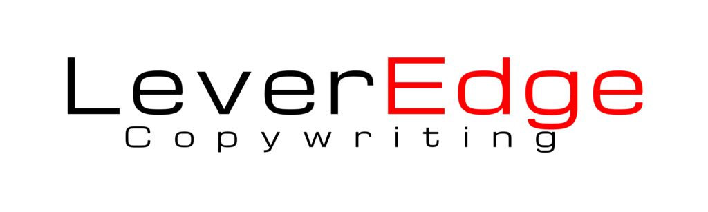 LeverEdge Branding and Copywriting